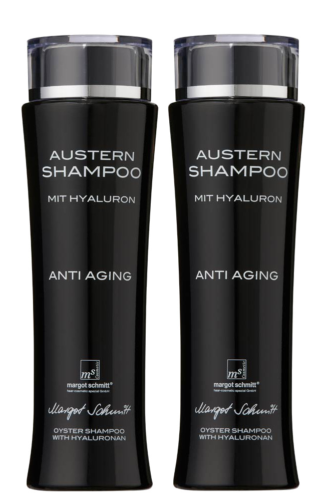 duo shampoo austern anti aging margot schmitt haar cosmetic. Black Bedroom Furniture Sets. Home Design Ideas