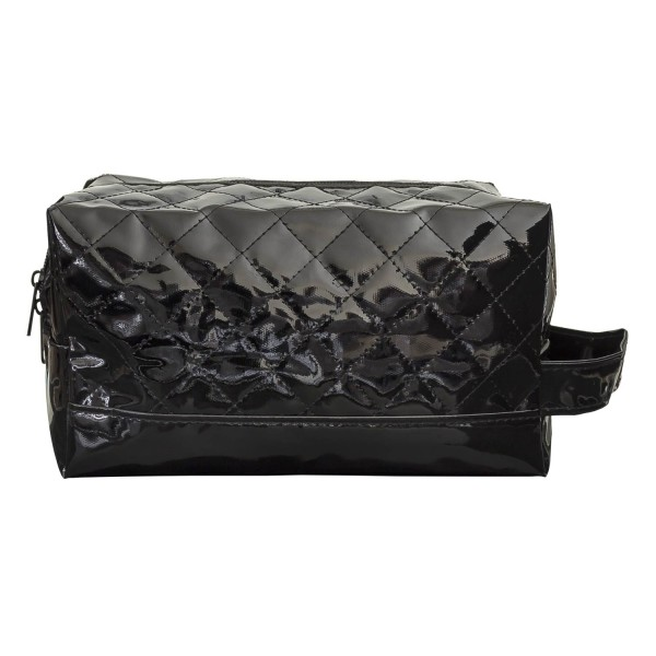 Cosmetic-Bag, schwarz, groß