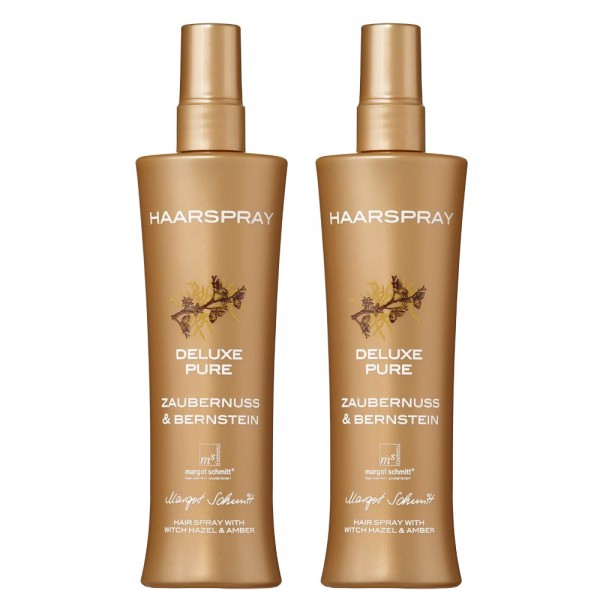 DUO Haarspray Deluxe PURE, 2x 200 ml