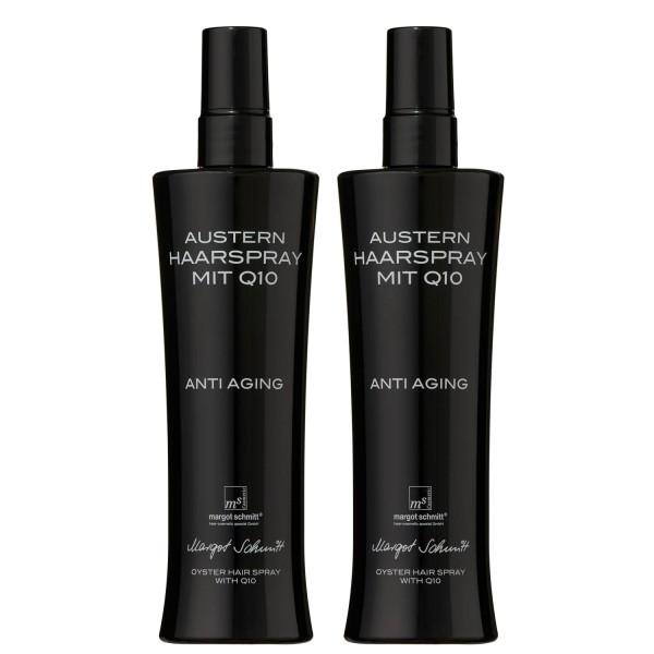 DUO Haarspray ANTI AGING, 2x 200 ml mit Q10