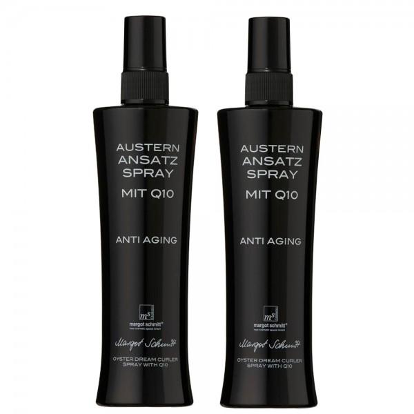 DUO Ansatzspray ANTI AGING, 2x 200 ml mit Q10